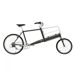 Today PUMA unveiled their new stylish Mopion bike, which features some serious cargo hold.