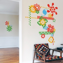 Blik, the innovative maker of self-adhesive surface graphics, is proud to announce a new partnership with 2x4, Inc., an award-winning design firm. The design collaborative created three graphics for Blik.