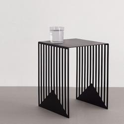 Zick Zack Table by poland designer Olga Bielawska.
