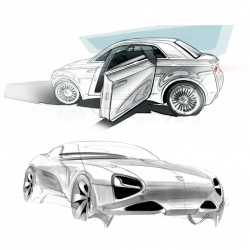 The works presented at this year's Royal College of Art Degree Show by the students of the Vehicle Design MA programme.