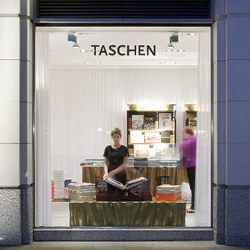 Taschen expands their empire and recently opened their new London flagship store. Designed just like all their other stores by superstar designer Philippe Starck, the store of course turned out pretty nice and houses a book store and gallery.