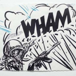 New work from Raymond Pettibon at Regen Projects II in LA.