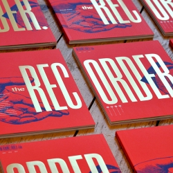 Type company Monotype release a new reimagined magazine – The Recorder.