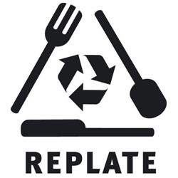 Replate is an open-source food activism project (in which you may already be participating). Spread the word and join the movement.