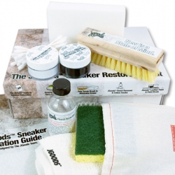 The JGoods Sneaker Restoration Kit.