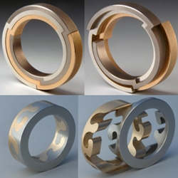 More rings. These are created by Daniel Chiquet, who must have been an architect in a past life