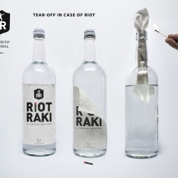 Our project about the alcohol debate in Turkey and the still going-on riot.