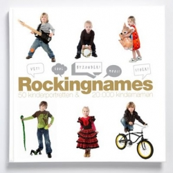 This is really a rocking book with rocking kids names!!!
