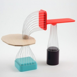 'Rokr': an object of french designer Guillaume Delvigne (from Dito group).