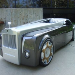 Rolls-Royce Apparition concept touches brand history and extends into the future