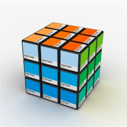 RUBITONE (Rubik + Pantone). Concept by Ignacio Pilotto