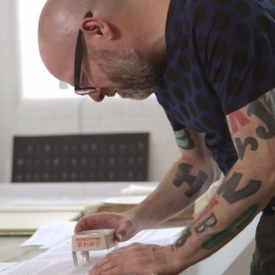 Monotype's Dan Rhatigan discusses Ryman Eco, the world's most beautiful sustainable font.