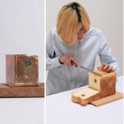 "Ryohei Yoshiyuki is a Japan based product designer. His work is involved in many conceptual ideas such as this ""Bread Palette""."