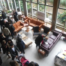 Mid.Century Modern show at Dulwich College was chock full of visitors as well as beautiful vintage pieces, great for clients who are hoping for a scheme that incorporates furniture or decorative pieces from the 40s through to the 70s.