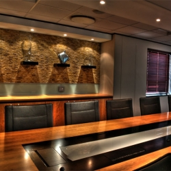 A different slant on interior photography. Executive boardroom by time&space