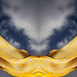 We love the photo and video work of Babette Pautheir on the beautiful Alexander McQueen scarves.