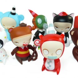 New Mini figures by Kathie Olivas due to be released on June 20th.