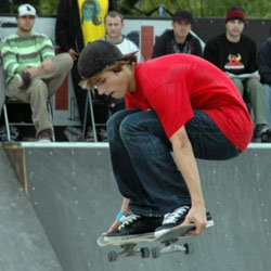 First pro skate park in Eastern Europe has been opened in Belgrade, Serbia this weekend. Take a look at pictures from opening.