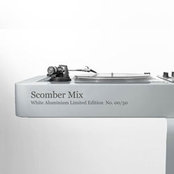 Hoerboard is releasing a white aluminum color edition of the Scomber Mix, limited edition of 50 units worldwide.