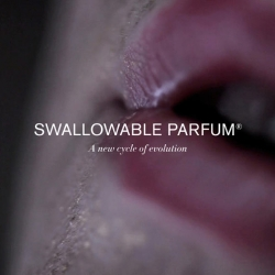 Internationally-celebrated body architect Lucy McRae teams up with Harvard biologist Sheref Mansy, to create Swallowable Parfum: digestible scented capsule that breaks new ground in the science of human instinct.