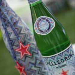 San Pellegrino and Missoni Limited Edition - the thing I find interesting about this collaboration is the fact the truth of the San Pellegrino brand comes through to the fore, while still being endorsed by Missoni.