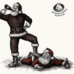 Traditional local soft drinks makers Fentimans have a bit of yuletide fun at the expense of drink giant Coca Cola in this seasonal poster by creative agency Sell! Sell!