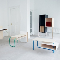Beautiful furniture from Spanish designer Tomás Alonso.