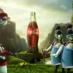 Coca-Cola – Experience The Great Happyfication