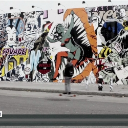 Short documentary on some imagery used by internationally recognized street artists FAILE, a Brooklyn-based collaboration between Patrick McNeil and Patrick Miller.