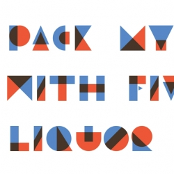 A collection of gorgeous animated typefaces designed by Calango, Nicolas Lichtle & Oliver Dead.