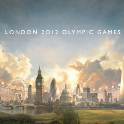 BBC's animated olympic promo video!