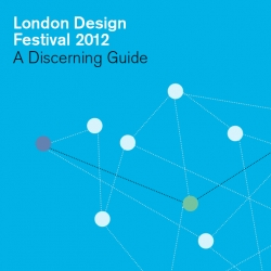 Plan, London-based design strategy agency has put together a very neat little PDF guide for the discerning London Design Festival 2012 visitor.