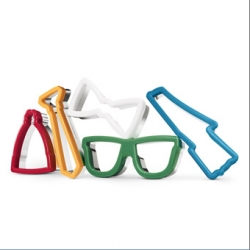 Neiman Marcus and Target - Band of Outsiders Stainless Steel Fashionable Cookie Cutters!