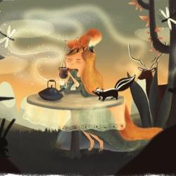 Kayta Longhi's beautifully whimsical illustrations