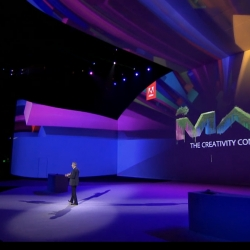 Adobe announced a new suite of Creative Cloud-only apps and services today at its Max conference, kissing the Creative Suite goodbye.