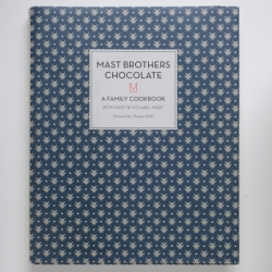 A fun trailer for the upcoming cookbook, Mast Brothers Chocolate: A Family Cookbook, due out October 22nd!