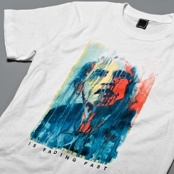 HOPE is fading fast ~ the world's got problems ~ new black friday tee from freshjive