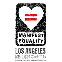 Manifest Equality ~ from those who brought you the amazing Manifest Hope art shows ~ in March it's all about equality ~ and here's a chance to have one of your pieces included!!!