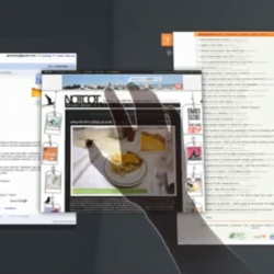 Oooh, NOTCOT cameo in ParisLemon's Chrome OS Tablet Concept Vid ~ 00:37