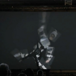 Helicopter Boyz ~ awesome video ~ great use of the projection capabilities on the little Nikon digicams velcro'd to them