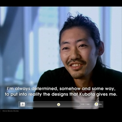 Sony's Japanese Design team talk about the inspiration for the new 2010 BRAVIA TVs.