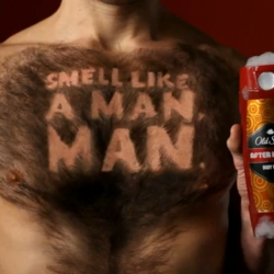 The Old Spice campaign. Smell like a man, man.
