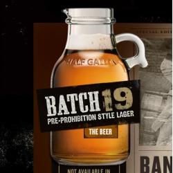 Batch 19 beer ~ super fun packaging!