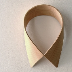 Monsieur Dressup, the most beautiful and obvious clothes hanger from Anna Thomas of Loyal Loot Creative.