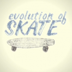 Nicely done video looking at the evolution of skateboarding from the 1970s to today. Nice mix of archive footage and period music.