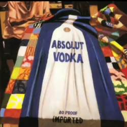 ABSOLUT is getting close to opening the ABSOLUT Collection in sweden, their archive of works by all the collaborating artists that they worked with over the years.