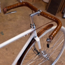 French Porteur Handlebar installation on a Vintage Raleigh - see how its done!