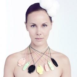 Kahler MyLife USB Ceramic Necklaces