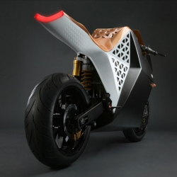 The industrial designers at Fuse Project are taking their skills to the street, debuting their first street bike with Mission Motors!!