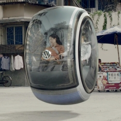 Volkswagen crowd-sources its way to a Hover Car.